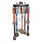 Porta Medalhas de Parede para Corrida Modelo Feminino e Masculino